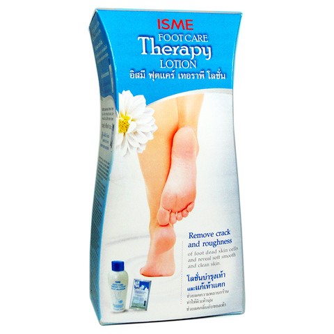 Лосьон для педикюра Isme Foot Care Therapy Lotion, 150 мл