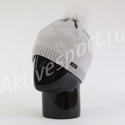 шапка Eisbar royal fur crystal