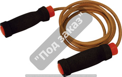 Скакалка кожаная TITLE CLASSIC® LEATHER SPEED ROPE