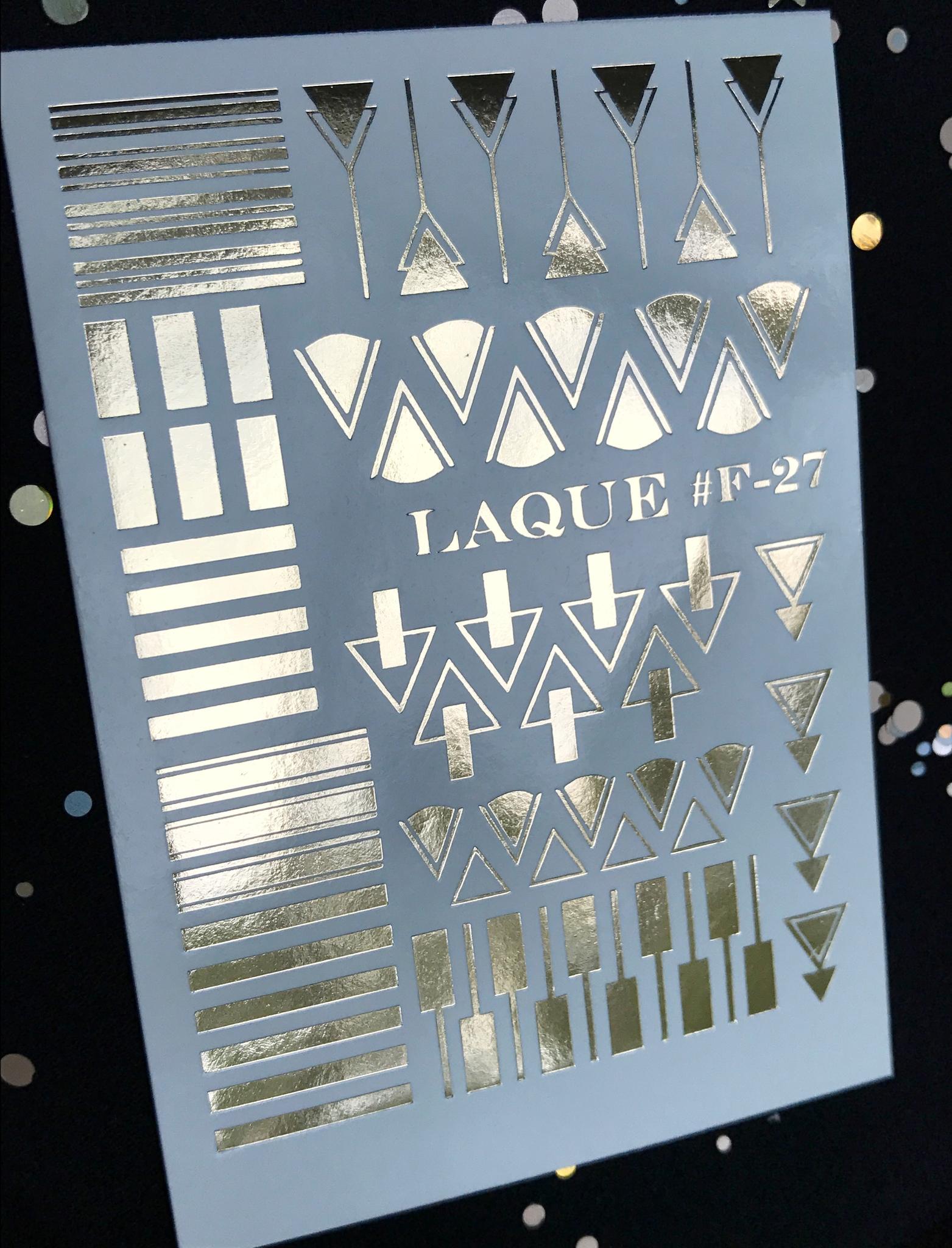 Слайдер-дизайн #F-27 (Золото)