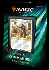 Commander 2019: Primal Genesis (на английском)