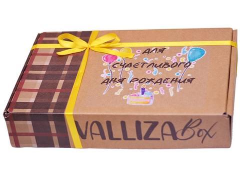 Подарочный набор VALLIZA-BOX