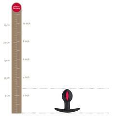 Анальная пробка B-BALL UNO (3,2 х 7,3 см)
