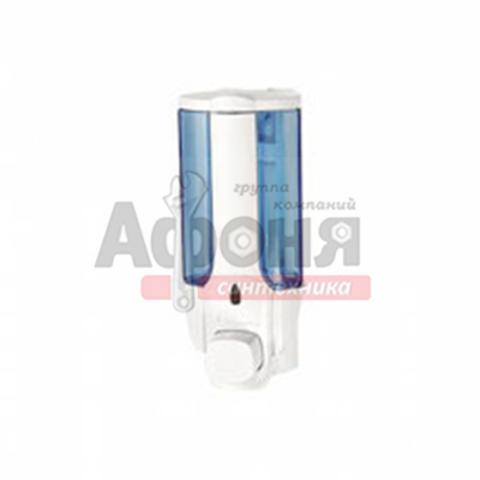 406/L Дозатор для жидкого мыла настенный