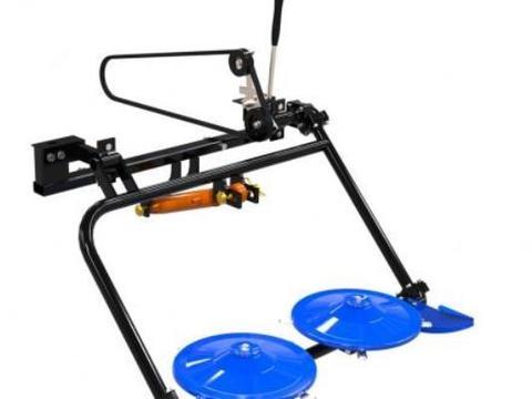 Косилка роторная фронтальная СКАУТ FRM-80 для минитрактора