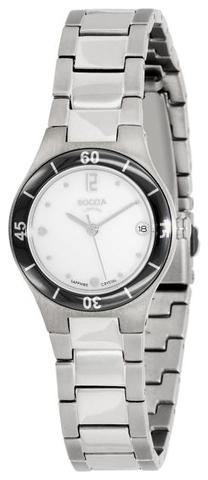 Купить Женские наручные часы Boccia Titanium 3204-03 по доступной цене