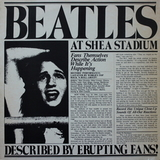 The Beatles / Beatles At Shea Stadium - Described By Erupting Fans! (LP)