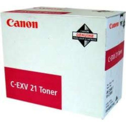 Тонер-картридж Canon C-EXV21 Magenta для Canon iRC2880/3380. Ресурс 14000 страниц. (0454B002)