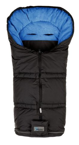 AL2278SX Altabebe Зимний конверт  Sympatex (black/blue)