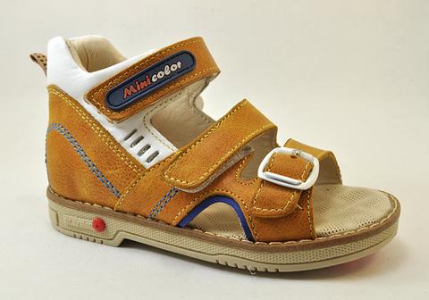 Сандалии Minicolor (Mini-shoes) арт. 554-1 554-1