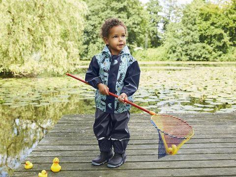 Ветровка для мальчика водонепроницаемая Lupilu
