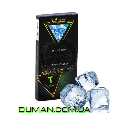 Табак Original Virginia T LINE Extreme Cold (Ориджинал Вирджиния Экстремальный Холод) |20г