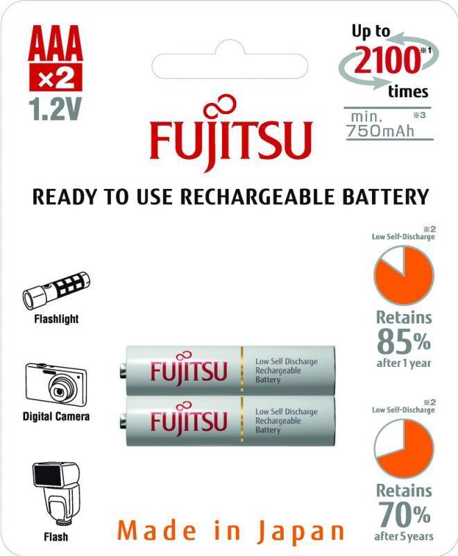 Аккумулятор Fujitsu HR-4UTCEX(2B) ААA