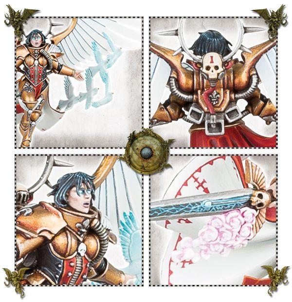 Triumvirate of the Imperium. Детали