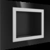 Встраиваемый в стену Биокамин Kratki Oscar (черный)