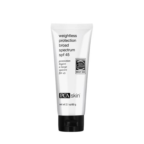 PCA SKIN | Защитный крем для жирной кожи SPF 45 /  Weightless Protection SPF 45, (64 г)