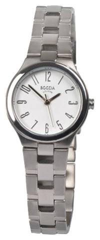 Купить Женские наручные часы Boccia Titanium 3205-01 по доступной цене
