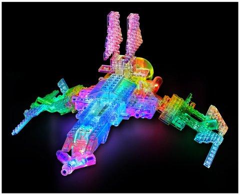 Конструктор «Космос» 16 в 1 от Laser Pegs (9030)