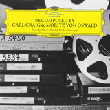 Carl Craig & Moritz von Oswald / Recomposed By Carl Craig & Moritz von Oswald (10' Vinyl Single)