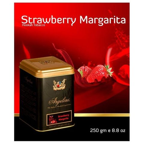 Табак для кальяна Argelini Strawberry Margarita 250 гр.