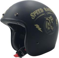 FX-76 Speed Racer Vintage Jet / Матовый / Черный