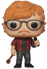 Фигурка Funko POP! Vinyl: Rocks: Ed Sheeran 29529