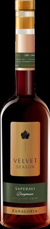 Вино столовое десертное красное