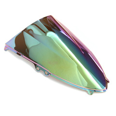 Ветровое стекло для мотоцикла Ducati 1199/1299/899 DoubleBubble Иридий