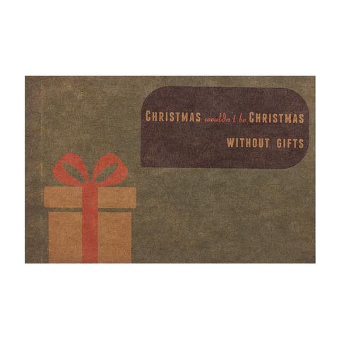 Открытка Merry Christmas 11