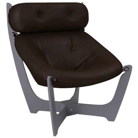 Кресло для отдыха Комфорт Модель 11 маренго/Oregon 120, 013.011