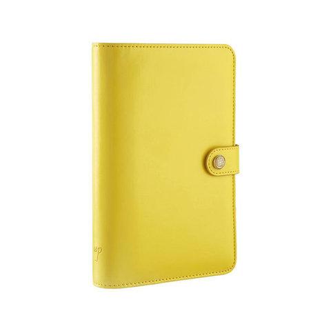 Планнер PERSONAL PLANNER Binder: Yellow  by Websters Pages (БЕЗ внутреннего наполнения)
