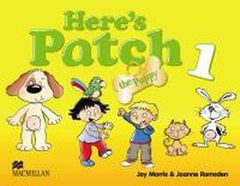 Here's Patch The Puppy Level 1 Pupil's Book + CD