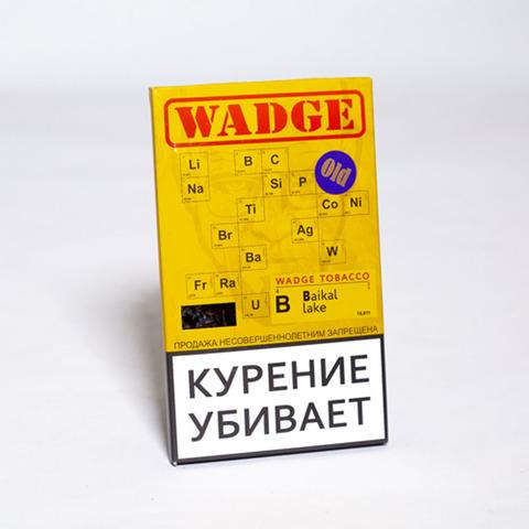 Табак WADGE OLD 100gr BAIKAL LAKE
