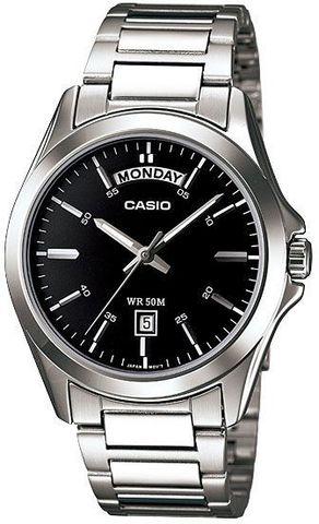 Купить Наручные часы Casio MTP-1370D-1A1VDF по доступной цене