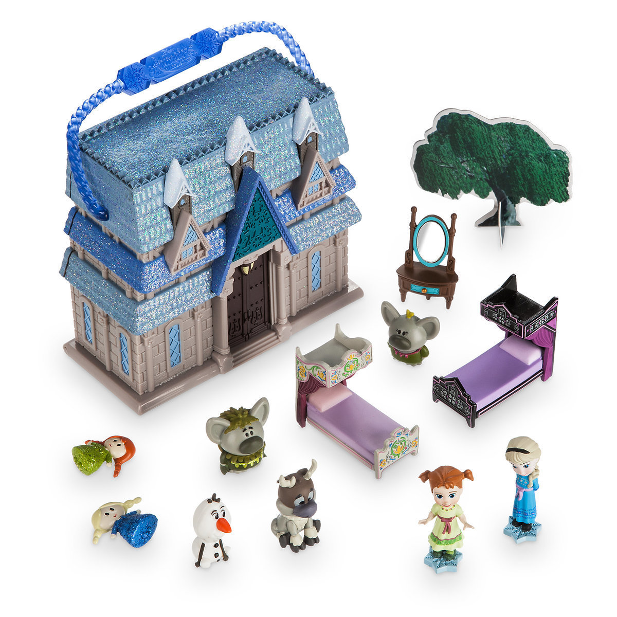 """Мини-набор """"Эльза и Анна"""" - Disney Animators' Collection"""