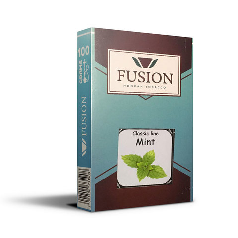 Табак Fusion Soft Mint 100 г