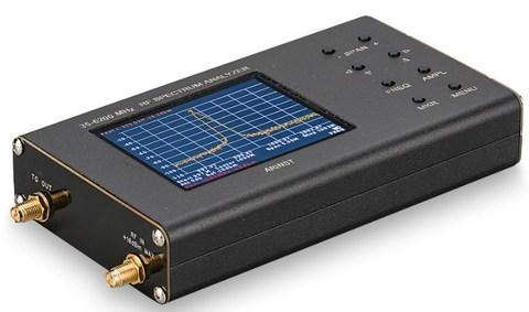 Портативный анализатор спектра с трекинг-генератором Arinst SSA-TG R2