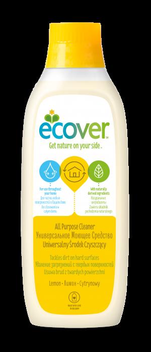 Экологическое универсальное моющее средство, Ecover /Эковер/, 1 л.