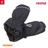 Варежки зимние Reima Tepas 517087N-9990 black