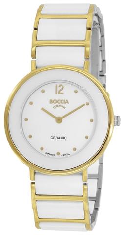 Купить Женские наручные часы Boccia Titanium 3209-02 по доступной цене