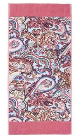 Полотенце 50x100 Feiler Maharani sky 124 altrosa