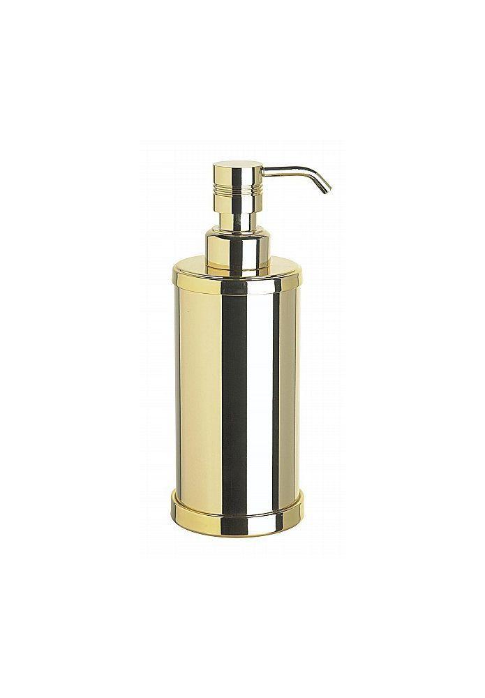 Дозаторы для мыла Дозатор для мыла 90408O Ribbed от Windisch dispenser-dlya-myla-90408-ribbed-ot-windisch-ispaniya-zoloto.jpg