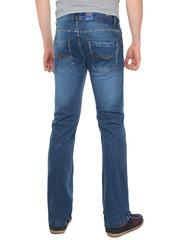 2092 джинсы мужские, синие