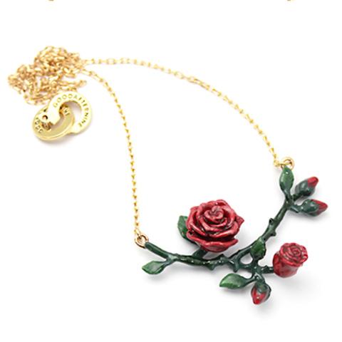 Колье Роза