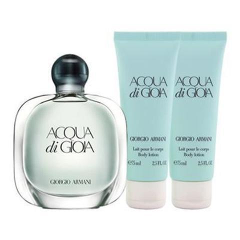 Armani Acqua Di Gioia Set (Edp 50 ml + B/L 2*75 ml)