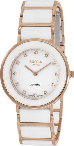 Купить Женские наручные часы Boccia Titanium 3209-04 по доступной цене