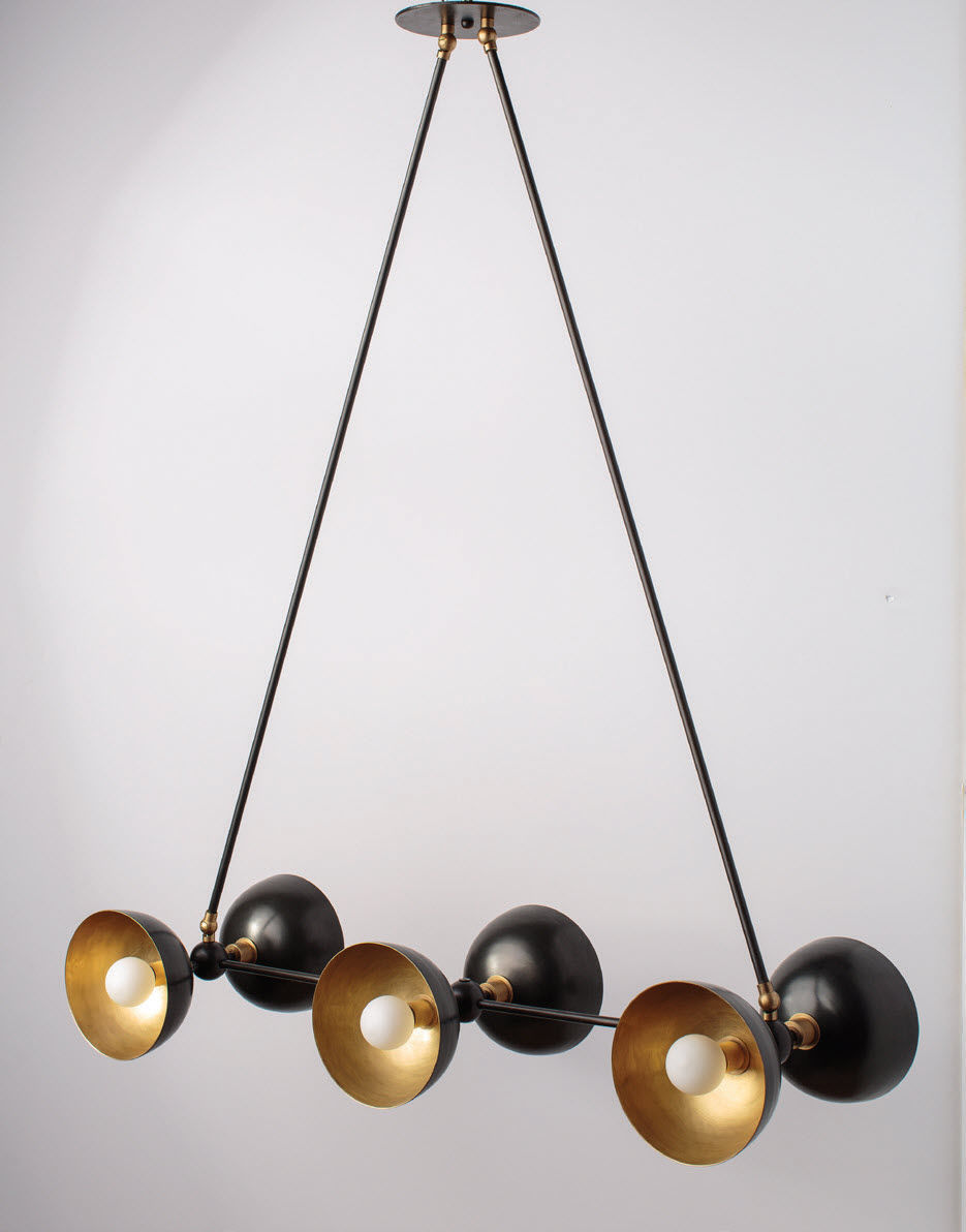 Trapeze 6 by Apparatus