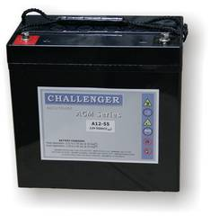 Аккумулятор Challenger A12-55 - фото 1