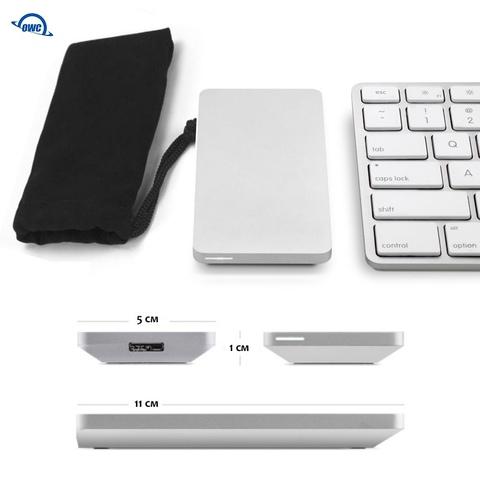 Корпус для диска SSD OWC Envoy бокс USB 3.0 для штатного SSD Macbook Pro 2012/2013 Early