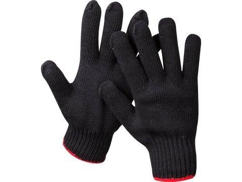ЗУБР МП-7, размер L-XL, перчатки трикотажные, утепленные.